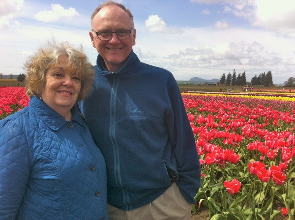 La Connor,  WA Tulip Farms