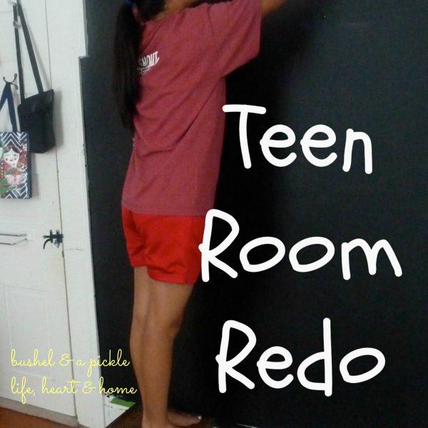 teen room redo