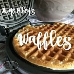 Aunt Ellen's Waffles