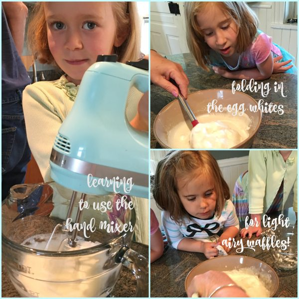 learn to use hand mixer