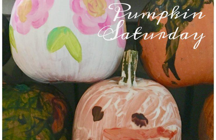Pumpkin Saturday