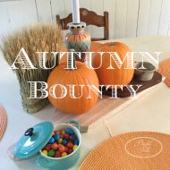 Autumn Bounty & Pie