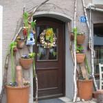 Spring Door Arches Inspiration