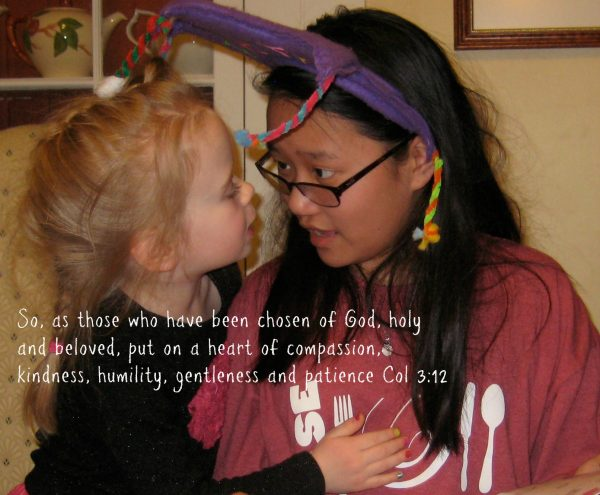 kindness col 3-12 Meg Mary