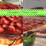 Fancy Jello Salad…Strawberry Pretzel Salad