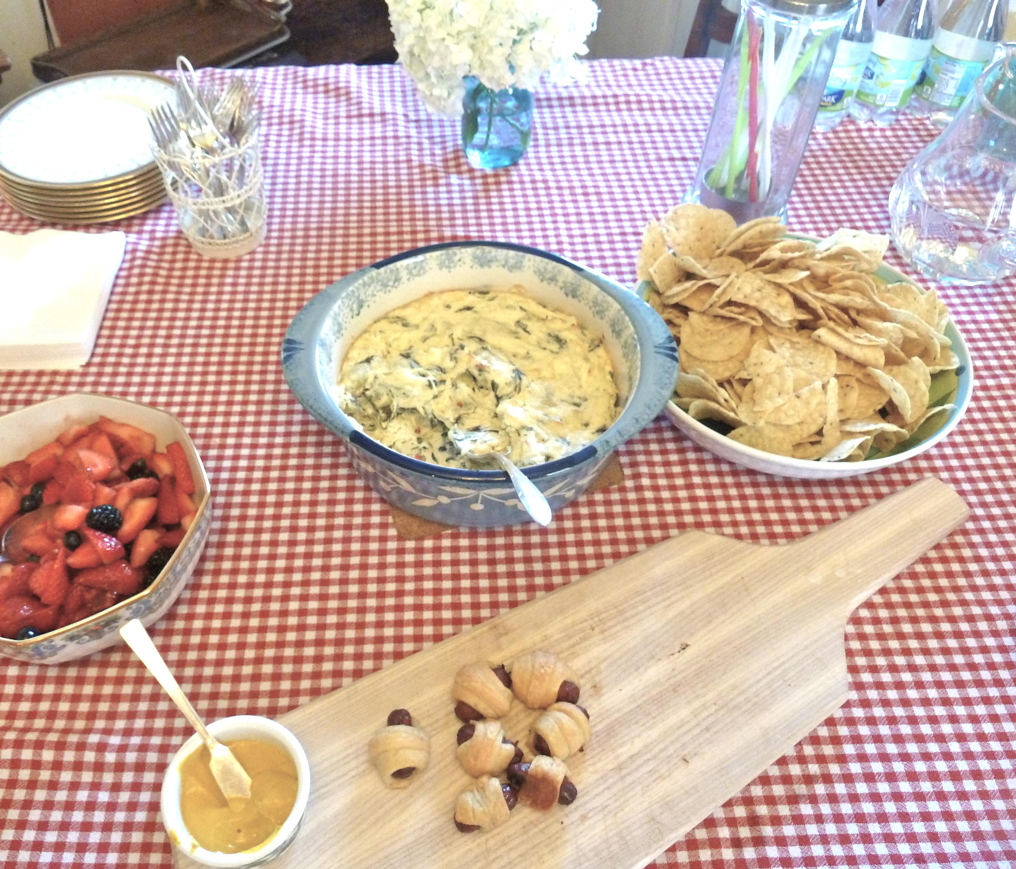 Summer Morning Buffet