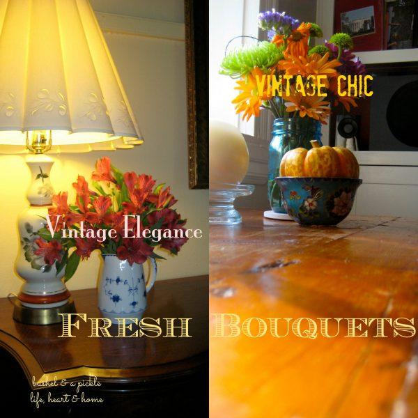 Autumn Fresh Bouquets