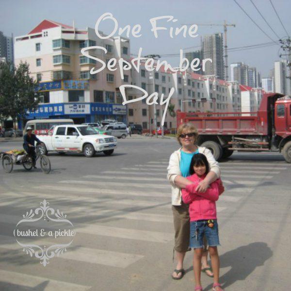 One Fine Sept Day sept 2010 XN