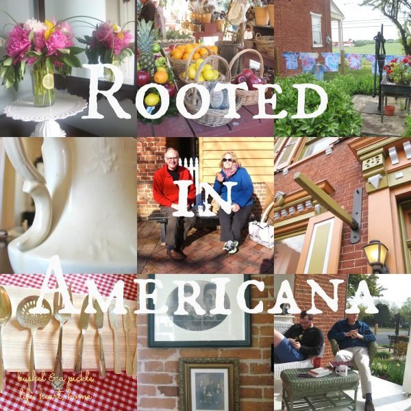 rooted in americana