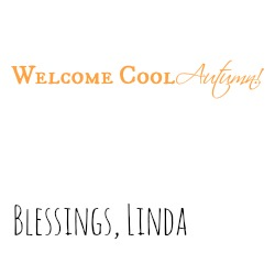 welcome cool autumn and signature