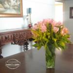 A Simple Vase of Flowers