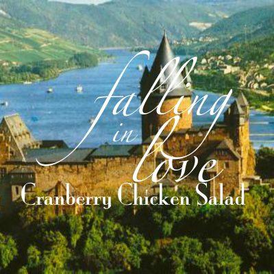 Falling In Love Chicken Salad