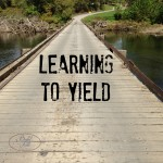 Learning to Yield