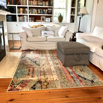 Summer Refresh…Our Living Room
