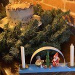 "Sunday ""Christmas""  Cake"