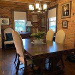 Hosta Leaves for the Dining Room