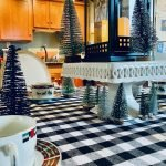 Christmas Farmhouse Kitchen Table Welcome!