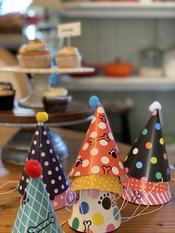 Doggie Happy Birthday Party Hats