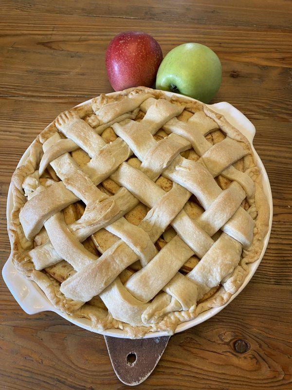 Meg apple pie